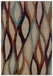 Oriental Weavers Adrienne 4178b  Area Rug