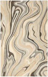 Oriental Weavers Anastasia 68007 Beige - Charcoal Area Rug