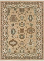 Oriental Weavers Anatolia 530w3 Sand - Ivory Area Rug