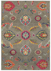 Oriental Weavers Bohemian 191j Grey - Multi Area Rug