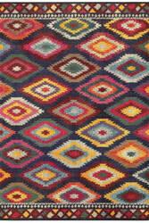 Oriental Weavers Bohemian 668m Navy - Multi Area Rug