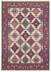 Oriental Weavers Bohemian 6997d Ivory - Pink Area Rug