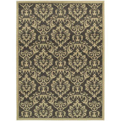 Oriental Weavers Brentwood 530k9 Charcoal/Ivory Area Rug