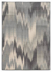 Oriental Weavers Brentwood 8020l Blue Grey Area Rug