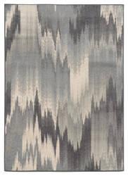 Oriental Weavers Brentwood 8020l Blue Grey Area Rug