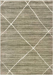 Oriental Weavers Carson 9661a Grey - Ivory Area Rug