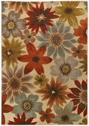 Oriental Weavers Casablanca 5190a Beige / Multi Area Rug
