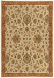 Oriental Weavers Casablanca 5317b Beige / Rust Area Rug
