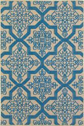 Oriental Weavers Cayman 2541m Sand - Blue Area Rug