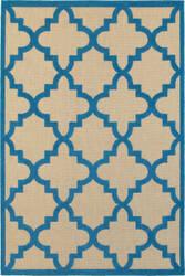 Oriental Weavers Cayman 660l Sand - Blue Area Rug