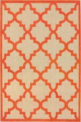 Oriental Weavers Cayman 660o Sand - Orange Area Rug