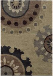 Oriental Weavers Covington 4926j Beige / Midnight Area Rug