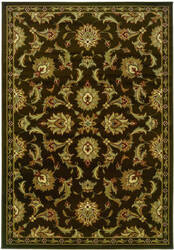 Oriental Weavers Darcy 1330n Brown/Green Area Rug
