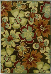 Oriental Weavers Darcy 5991n Brown/Gold Area Rug