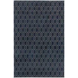 Oriental Weavers Ellerson 8021x Navy Area Rug