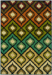Oriental Weavers Emerson 3309a Beige/Multi Area Rug