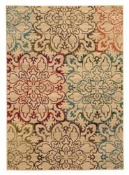 Oriental Weavers Emerson 4872a Beige Area Rug