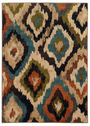 Oriental Weavers Emerson 4875a Multi Area Rug