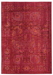 PANTONE UNIVERSE Expressions 3333r Pink/ Red Area Rug