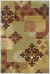 Oriental Weavers Genre 2184b  Area Rug