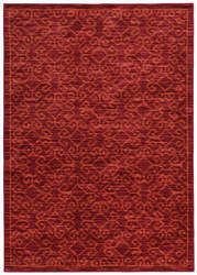 Oriental Weavers Harper 40249 Red / Orange Area Rug
