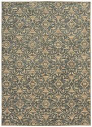 Oriental Weavers Harper 79192 Beige / Blue Area Rug