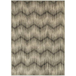 Oriental Weavers Highlands 6608a Grey Area Rug