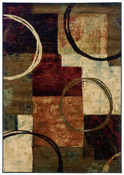 Oriental Weavers Hansen 2544b  Area Rug