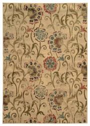 Oriental Weavers Hudson 4877b Ivory/Multi Area Rug