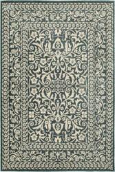 Oriental Weavers Jayden 7018d Blue - Ivory Area Rug