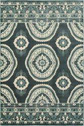 Oriental Weavers Jayden 7415b Blue - Ivory Area Rug