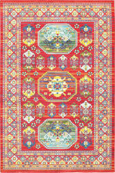 Oriental Weavers Joli 3r Red - Multi Area Rug
