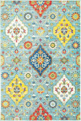 Oriental Weavers Joli 4929l Blue - Multi Area Rug