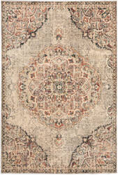 Oriental Weavers Juliette 2803h Grey - Rust Area Rug