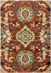 Oriental Weavers Kendall 001r1 Red - Multi Area Rug