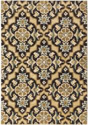 Oriental Weavers Kendall 5091n Beige - Black Area Rug