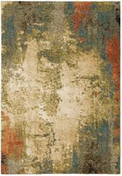 Oriental Weavers Kendall 531x1 Beige - Blue Area Rug