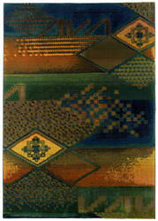 Oriental Weavers Kharma Ii 618f4  Area Rug