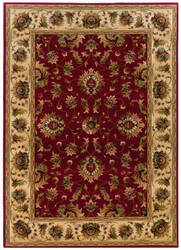 Oriental Weavers Knightsbridge 211v5 Red Area Rug
