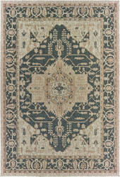 Oriental Weavers Latitude 001j3 Grey - Gold Area Rug