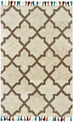 Oriental Weavers Madison 61405 Ivory - Tan Area Rug