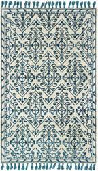 Oriental Weavers Madison 61408 Ivory - Blue Area Rug