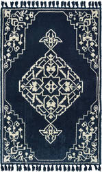 Oriental Weavers Madison 61410 Blue - Ivory Area Rug