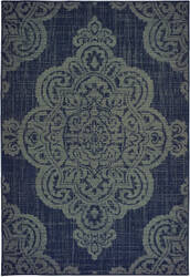 Oriental Weavers Marina 5929b Navy - Grey Area Rug
