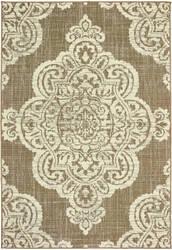 Oriental Weavers Marina 5929j Tan - Ivory Area Rug
