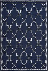Oriental Weavers Marina 7765b Navy - Ivory Area Rug