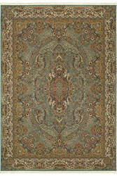 Oriental Weavers Masterpiece 502l2 Blue - Gold Area Rug