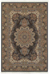 Oriental Weavers Masterpiece 5501k Black - Multi Area Rug