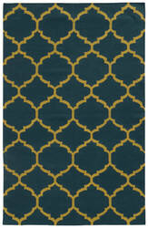 PANTONE UNIVERSE Matrix 4280i Blue/ Green Area Rug
