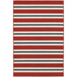 Oriental Weavers Meridian 5701r Red Area Rug